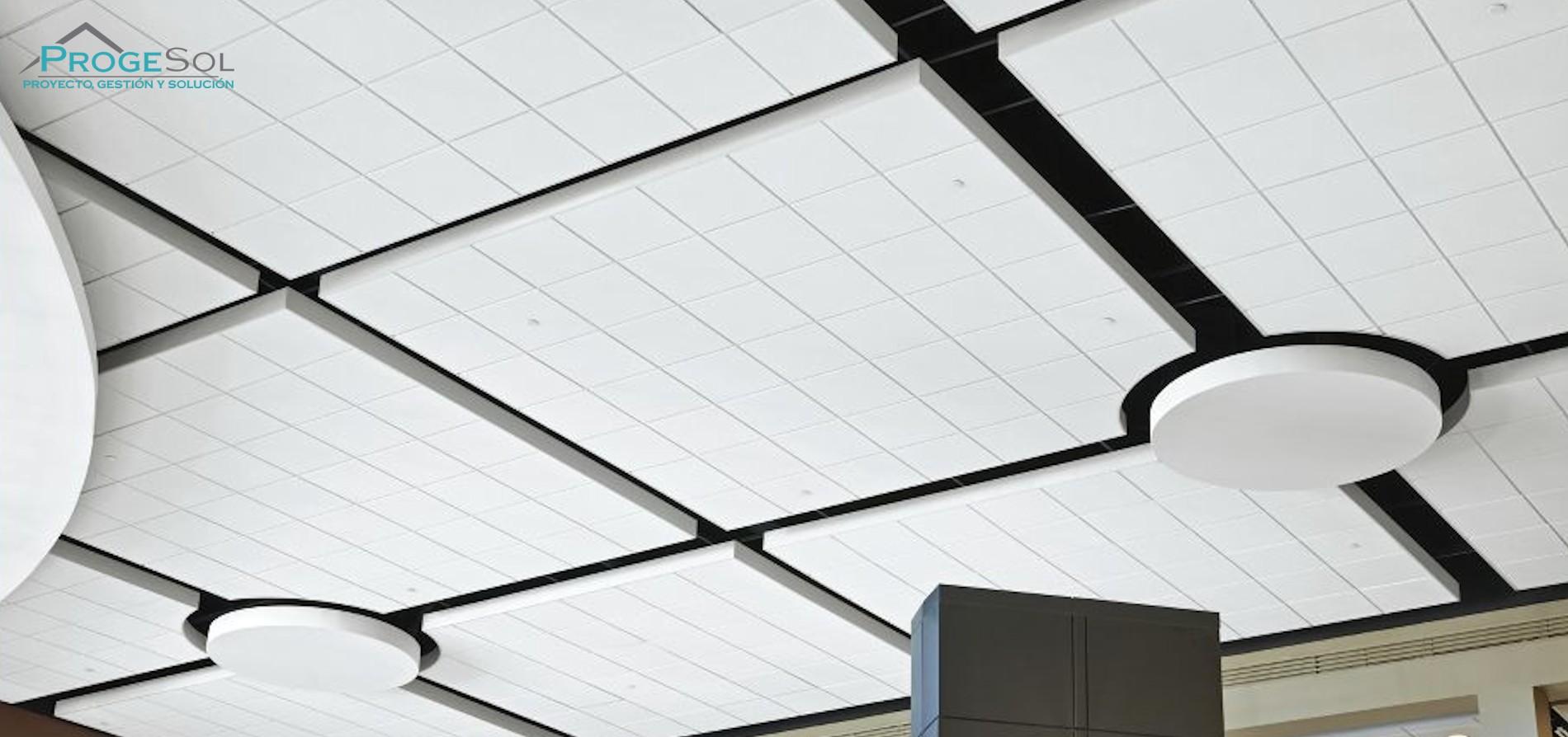 Falso techo continuo falso techo continuo with falso - Falso techo registrable ...