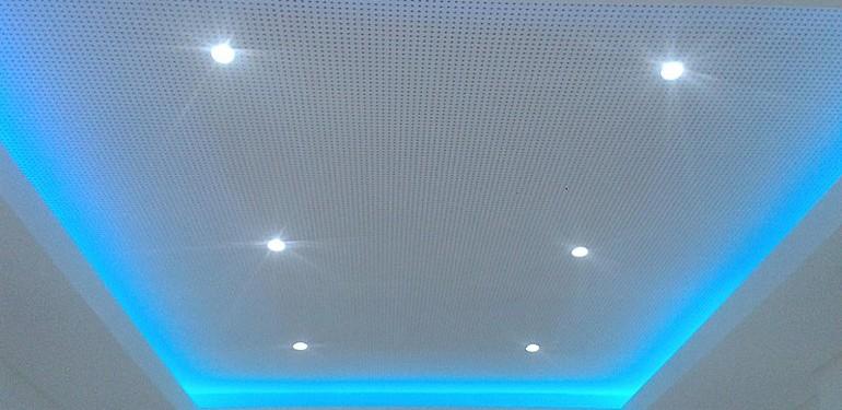 Falsos techos pladur las palmas techos las palmas - Lamparas las palmas ...